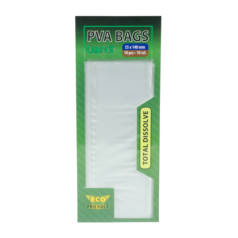 PVA vrecko CARPEX Eco Friendly 65x180mm (10ks)