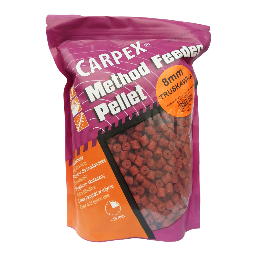 Carpex Method Feeder Pellet - Patentka 8mm, 0,75kg