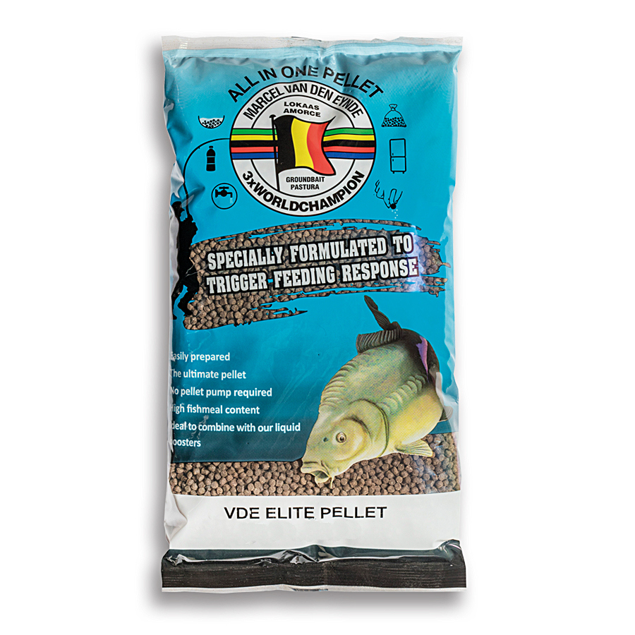 MVDE Elite Pellet 6mm/3kg