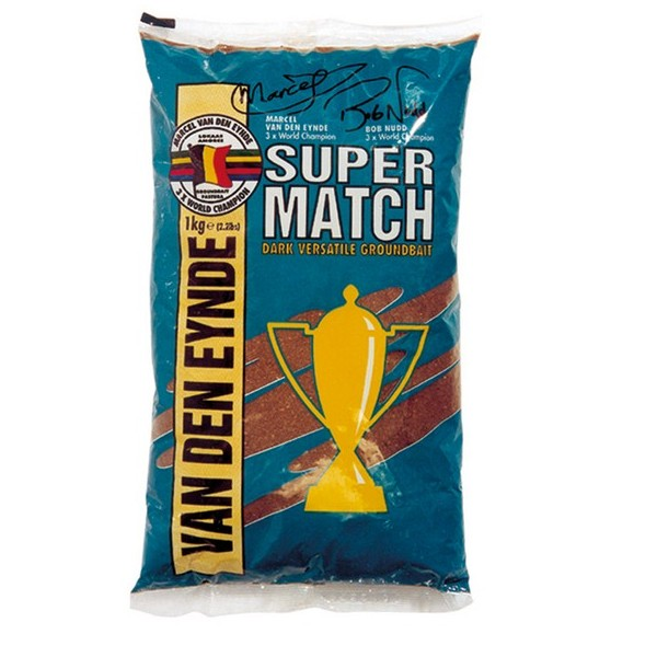 Vnadiaca zmes MVDE Supermatch Black 1kg