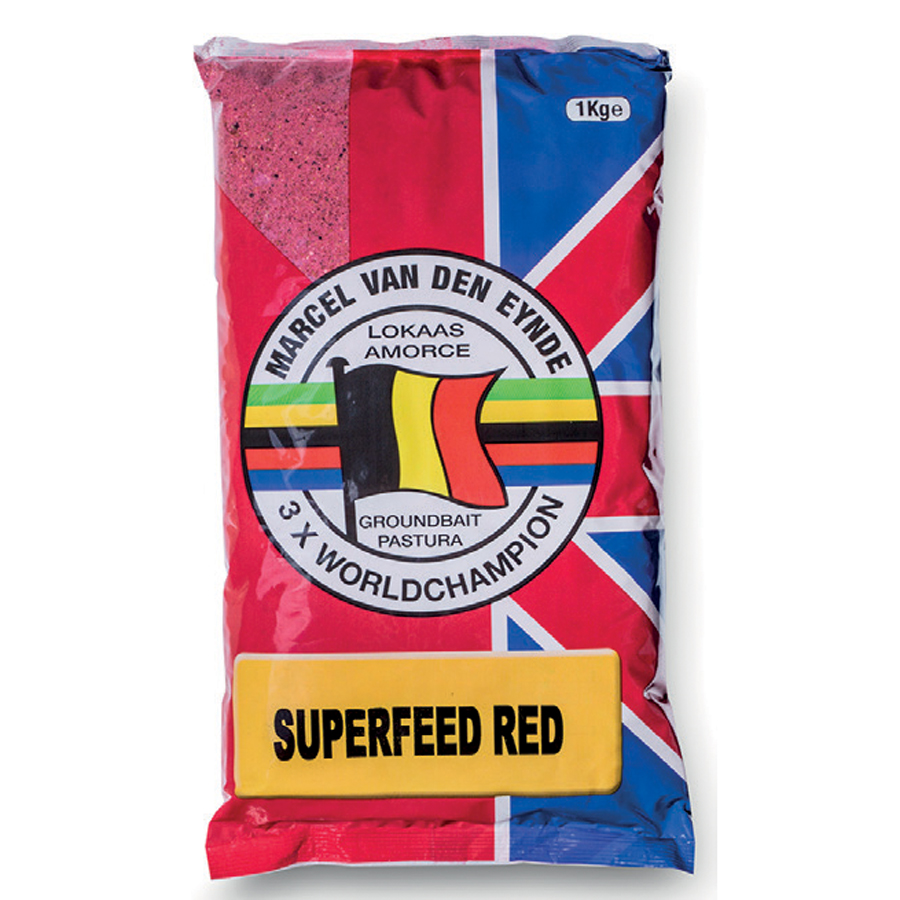 Vnadiaca zmes MVDE Super Feed Red 1kg