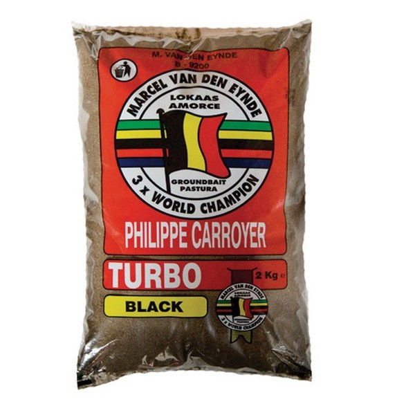 Vnadiaca zmes MVDE Turbo Black Carroyer 2kg