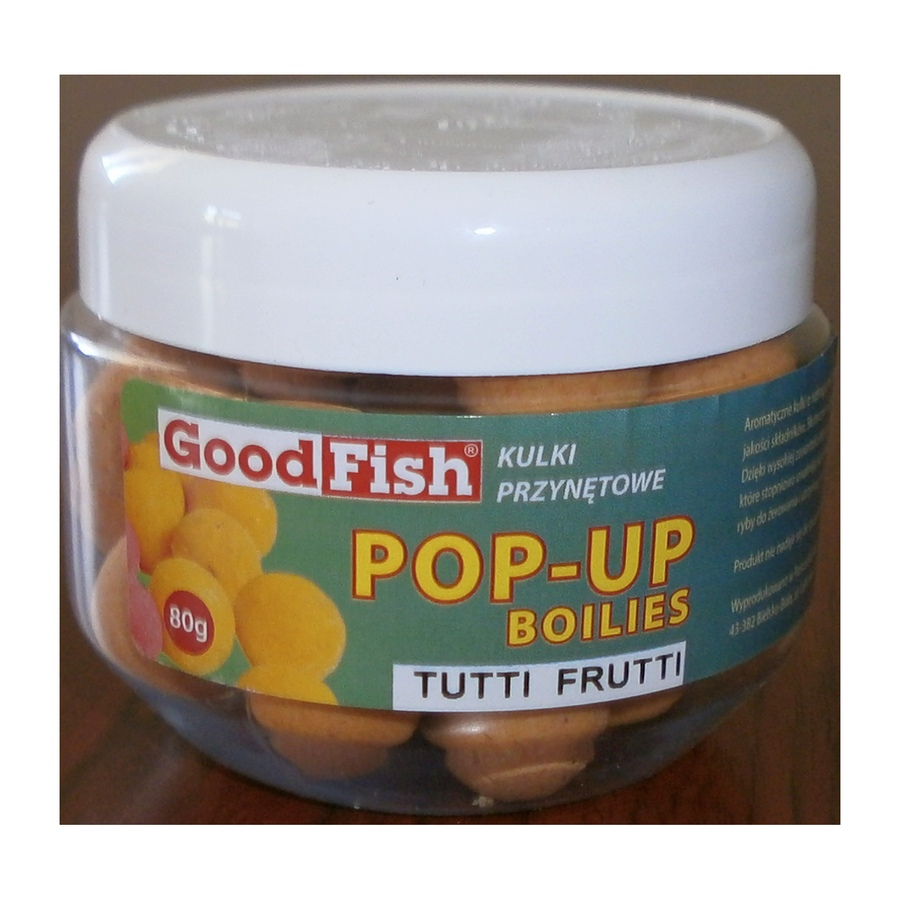 Kulki pop-up 16mm, Tutti-frutti, 80g
