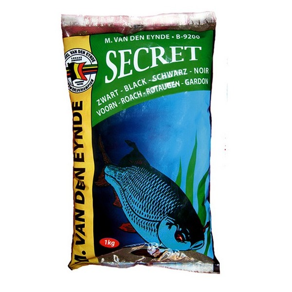 Vnadiaca zmes MVDE Secret Black 1kg