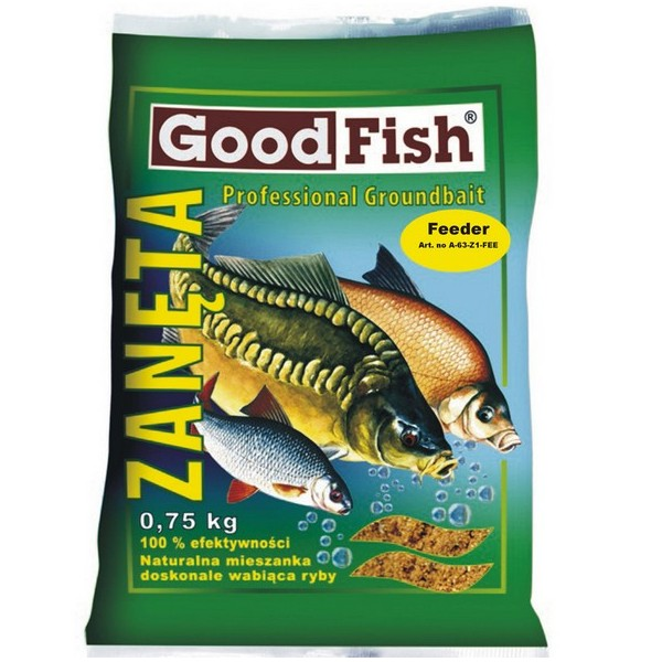 Vnadiaca zmes GoodFish Feeder 0,75kg